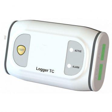 Registrador de temperatura sin pantalla