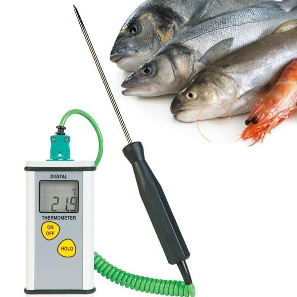 Termómetro resistente a la sal