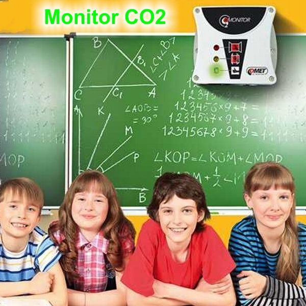 Buena calidad del aire gracias al CHR-CO2